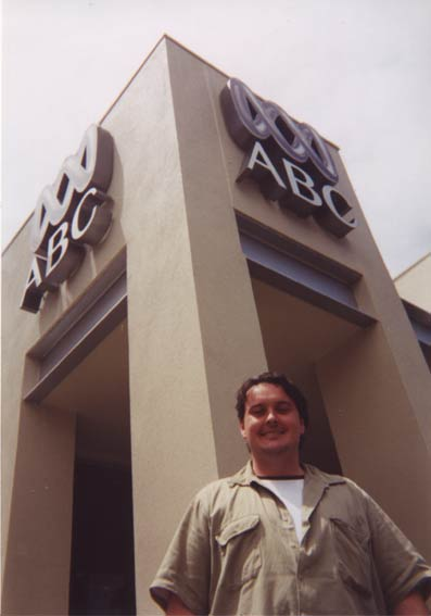 Jarrod Watt, ABC Radio Ballarat producer, 3 December 2003