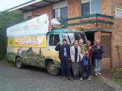 peacebus crew